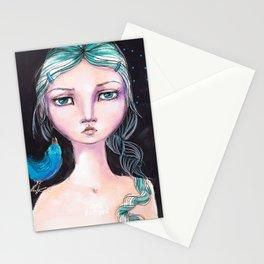 Blue Bird by Jane Davenport Stationery Cards