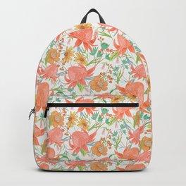 Australian Florals Backpack