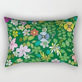 My Flower Design 8 Rectangular Pillow