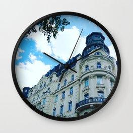 Vienne Autriche Wall Clock