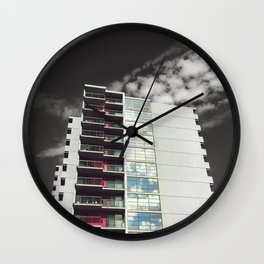 Urban Life Wall Clock