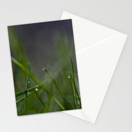 in the yard Stationery Cards