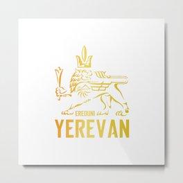 Erebuni Yerevan #society6 #decor #buyart #artprint Metal Print