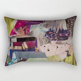 Free Association Club Rectangular Pillow