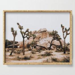 Joshua Tree II / California Desert Serving Tray