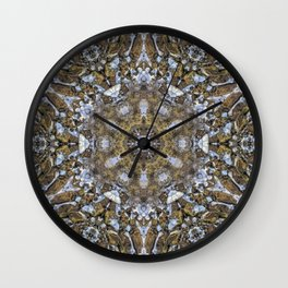 The Lay Of The Land Wall Clock