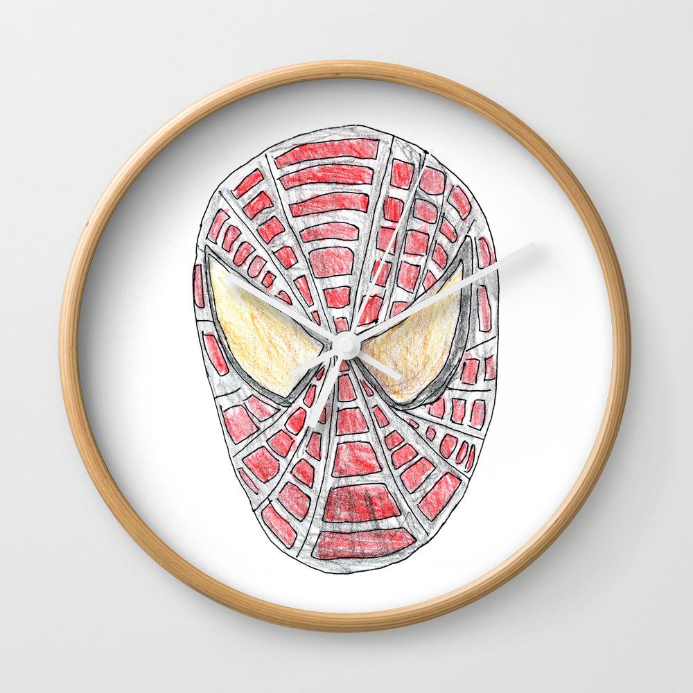 Spider Man Wall Clock by Littlekingdom CLK8111642