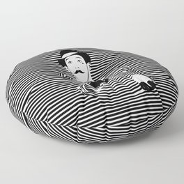 The Mime Floor Pillow