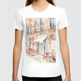 Old Italian street T-shirt