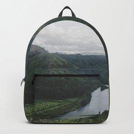 River Mountain Trail - Kauai, Hawaii Backpack