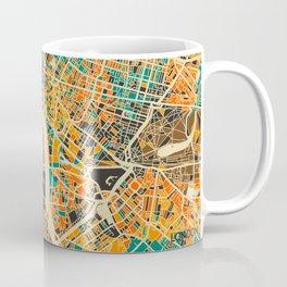 London Mosaic Map #3 Coffee Mug