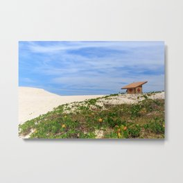 Colors and Sand Metal Print