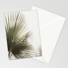 Palm Leaf Tropical Stationery Cards
