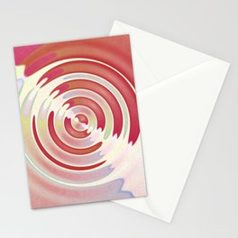 Liquid Sound - Warm Stationery Cards