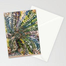 Cosmic Palm Stationery Cards