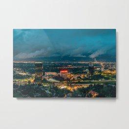 Universal City Overlook 01 Metal Print