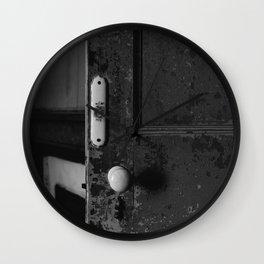 Charleston Architecture XXXVI Wall Clock