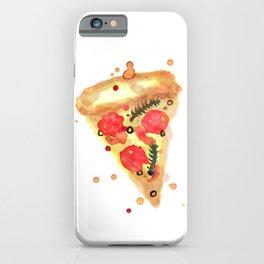 Pizza iPhone Case