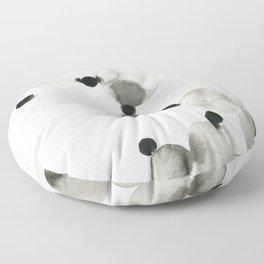Como pompas I Floor Pillow