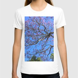 Blue Jacaranda 1/3 T-shirt