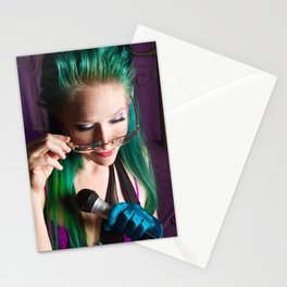 Music Photography - Homage to PRINCE Stationery Cards