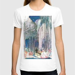 Kay Nielsen - Twelve Princesses Who Get Out Of The Castle And Dance To The Magical Kingdom T-shirt