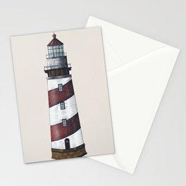 Nautical Light House Stationery Cards