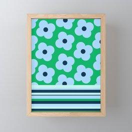 Harmony - meadow Framed Mini Art Print