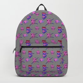 Love is evil Backpack