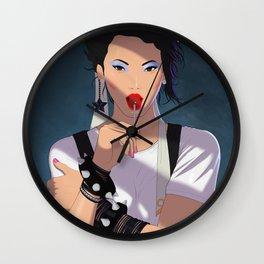 80's Chun Li Wall Clock