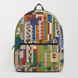 FLW Saguaro Backpack