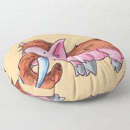 Piggy Mammoth Floor Pillow