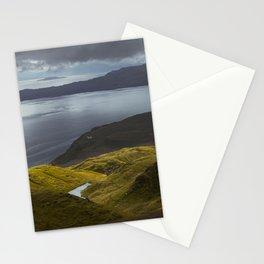 Isle of Skye, Highlands, Scotland Stationery Cards