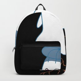 Little Ghost Grounded Backpack