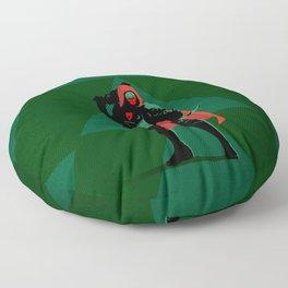 028 Hunter D2 Floor Pillow