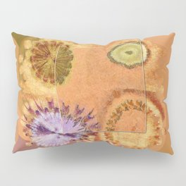 Perambulations Feel Flowers  ID:16165-100731-65461 Pillow Sham