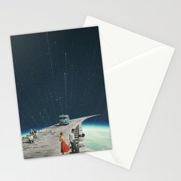 PASSING BY OUR HOME Stationery Cards