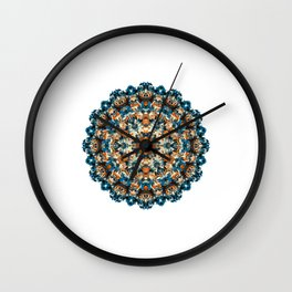 Licence to Go Wall Clock