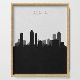 City Skylines: Atlanta Serving Tray