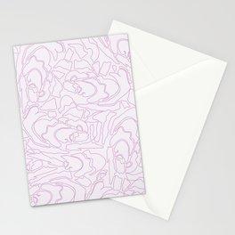 Pastel Pattern I Stationery Cards