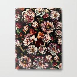 Dark Garden II Metal Print