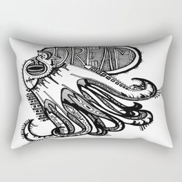 """""""The Dreamer""""  Rectangular Pillow"""