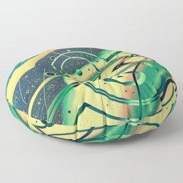 Perspectives - Mantis #32 Floor Pillow