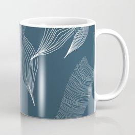 blue mermaid tails Coffee Mug