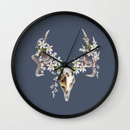 Life Death Resurrection Wall Clock