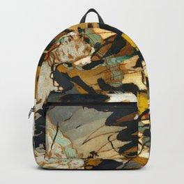 Arthur Dove Orange Grove en California Backpack