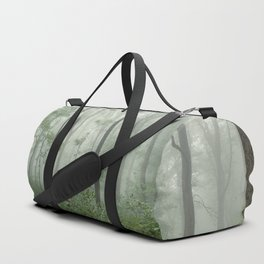 Smoky Mountain Summer Forest - National Park Nature Photography Duffle Bag