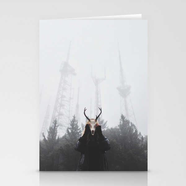 The Place Beyond The Pines Stationery Cards by Ravivora CRD955879
