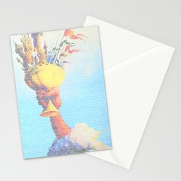 Monty Python & The Holy Grail. The Script Print! Stationery Cards