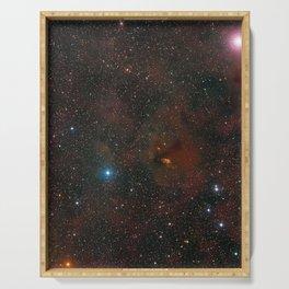 Hubble Space Telescope - The area around XZ Tauri Serving Tray